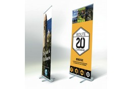6 Roll-up 85 x 200 recto quadri