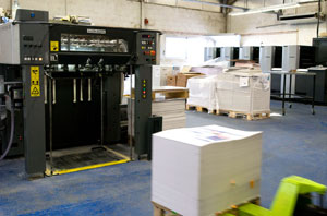Chargeur Presse Offset Komori - photo 2