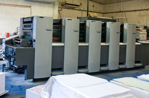 Presse Offset Komori - photo 2